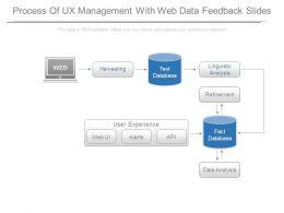 process_of_ux_management_with_web_data_feedback_slides_Slide01