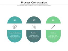 Process Orchestration Ppt Powerpoint Presentation Slides Background Images Cpb