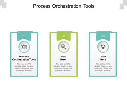 Process Orchestration Tools Ppt Powerpoint Presentation Model Template Cpb