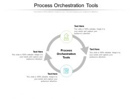 Process Orchestration Tools Ppt Powerpoint Presentation Summary Gallery Cpb