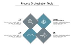 Process Orchestration Tools Ppt Powerpoint Presentationmodel Brochure Cpb
