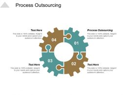 Process Outsourcing Ppt Slides Influencers Cpb