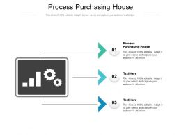 Process Purchasing House Ppt Powerpoint Presentation Inspiration Graphics Example Cpb