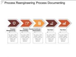 Process Reengineering Process Documenting Process Continuous Improvement Business Process Cpb