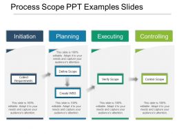 Process Scope Ppt Examples Slides