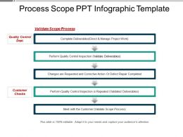 Process Scope Ppt Infographic Template