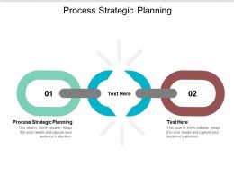 Process Strategic Planning Ppt Powerpoint Presentation Gallery Slides Cpb