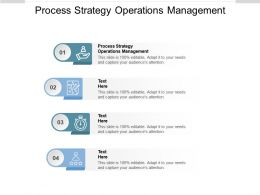 Process Strategy Operations Management Ppt Powerpoint Presentation Ideas Aids Cpb