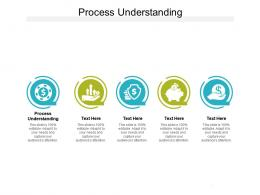 Process Understanding Ppt Powerpoint Presentation Pictures Graphics Design Cpb