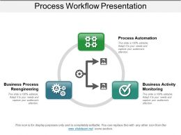 Process Workflow Presentation Images