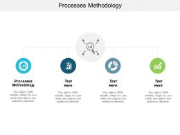 Processes Methodology Ppt Powerpoint Presentation Ideas Examples Cpb