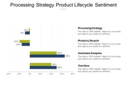 Processing Strategy Product Lifecycle Sentiment Analytics Relationships Marketing Cpb