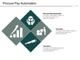 Procure Pay Automation Ppt Powerpoint Presentation Icon Inspiration Cpb