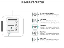Procurement Analytics Ppt Powerpoint Presentation Icon Introduction Cpb
