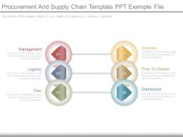 Procurement And Supply Chain Template Ppt Example File