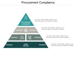 Procurement Compliance Ppt Powerpoint Presentation Model Good Cpb