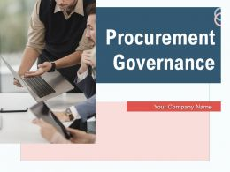 Procurement Governance Management Performance Analysis Collaboration