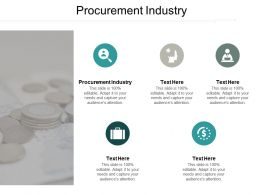 Procurement Industry Ppt Powerpoint Presentation Model Slide Download Cpb