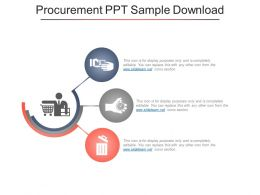 Procurement Ppt Sample Download