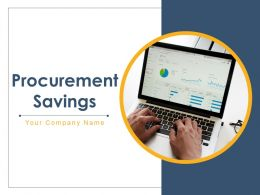 Procurement Savings Continuous Improvement Performance Investment Cost Reduction