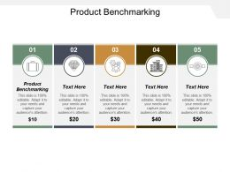 Product Benchmarking Ppt Powerpoint Presentation Inspiration Template Cpb