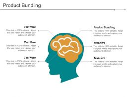 Product Bundling Ppt Powerpoint Presentation File Picture Cpb