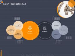 Product Category Attractive Analysis New Products Ppt Graphics