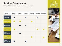 Product Comparison L2177 Ppt Powerpoint Presentation Templates