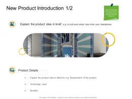 Product Competencies New Product Introduction Ppt Diagrams