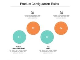 Product Configuration Rules Ppt Powerpoint Presentation Icon Inspiration Cpb