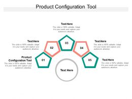 Product Configuration Tool Ppt Powerpoint Presentation Styles Example Introduction Cpb