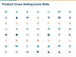Product Cross Selling Icons Slide L1345 Ppt Powerpoint Presentation Gallery Icons