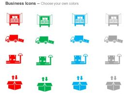 product_delivery_shipping_cargo_services_ppt_icons_graphics_Slide02