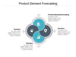 Product Demand Forecasting Ppt Powerpoint Presentation Infographic Template Graphic Tips Cpb