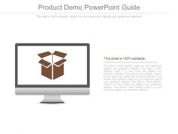 Product Demo Powerpoint Guide