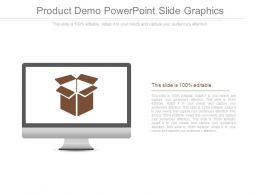 Product Demo Powerpoint Slide Graphics