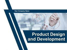 Product Design And Development Powerpoint Presentation Slides