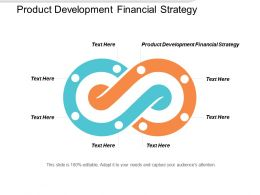 Product Development Financial Strategy Ppt Powerpoint Presentation Portfolio Master Slide Cpb