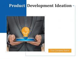 Product Development Ideation Marketing Research Department Successful Techniques