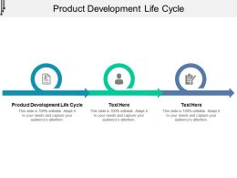 Product Development Life Cycle Ppt Powerpoint Presentation Layouts Pictures Cpb