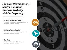 Product Development Model Business Process Mobility Mobile Targeting Cpb