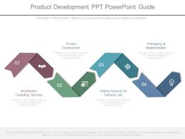 Product Development Ppt Powerpoint Guide