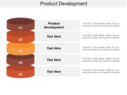Product Development Ppt Powerpoint Presentation Inspiration Clipart Cpb