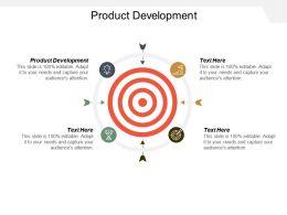 Product Development Ppt Powerpoint Presentation Inspiration Templates Cpb