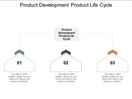 Product Development Product Life Cycle Ppt Powerpoint Presentation Structure Cpb