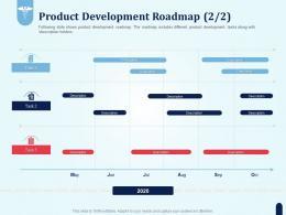 Product Development Roadmap Description Pharmaceutical Development New Medicine