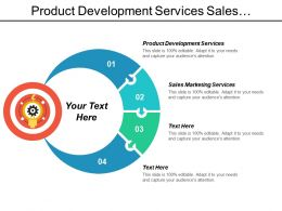 Product Development Services Sales Marketing Services Global Retail Banking Cpb