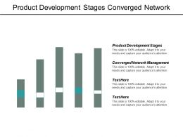 Product Development Stages Converged Network Management Ppc Marketing Strategy Cpb