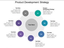 Product Development Strategy Ppt Powerpoint Presentation Visual Aids Example 2015 Cpb