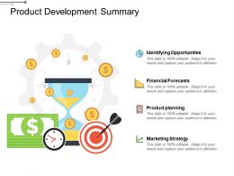 Product Development Summary